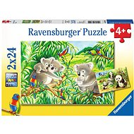 Ravensburger 78202 Süße Koalas und Pandas - Puzzle