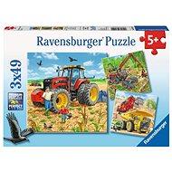 Ravensburger 80120 Landmaschinen - Puzzle
