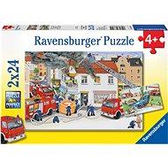 Ravensburger 88515 Bei der Feuerwehr - Puzzle