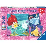 Ravensburger 93502 Disney Princess Abenteuer