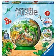 Ravensburger 3D 118380 Im Reich der Dinosaurier - 3D Puzzle