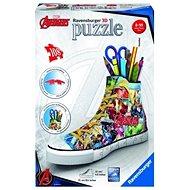 Ravensburger 3D 121137 Schuh Avengers - 3D Puzzle
