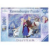 Ravensburger 136100 Disney Eiskönigreich mit Schnee - Puzzle