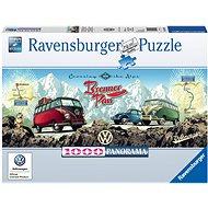 Ravensburger 151028 Alpen mit VW