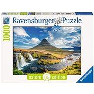 Puzzle Ravensburger 195398 Kirkjufell Wasserfälle