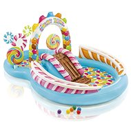Intex Schwimmbad mit Rutsche - Kinderpool