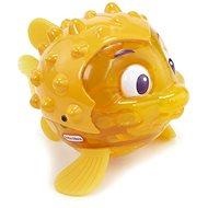 Liittle Tikes- Leuchtender Fisch - gelb - Wasserspielzeug
