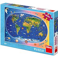 Kinderkarte - Puzzle