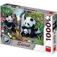 Pandas - Secret Collection - Puzzle