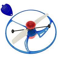Fliegendes UFO - Blau - Hubschrauber