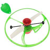 Fliegendes UFO - Grün - Hubschrauber