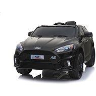 Ford Focus RS - schwarz - Elektroauto für Kinder
