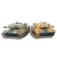 Jamara Leopard II Kampset - 2 Panzer - Panzer mit Fernsteuerung