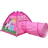 Zelt Pony und Prinzessinnen - Spielzelt