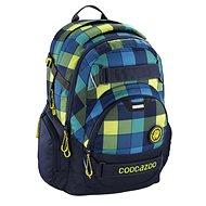 Coocazoo CarryLarry2 Lime District - Schulrucksack