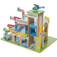 Le Toy Van Le Grand Garage Spielzeuggarage - Garage