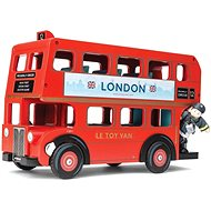 Holzspielzeug Le Toy Van Autobus London