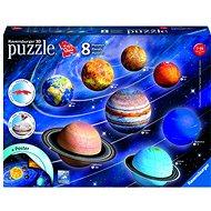 3D Puzzle Ravensburger 3D 116683 Flugzeugtensystem