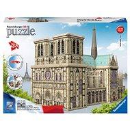 Ravensburger 3D 125234 Notre Dame 324 Stück - 3D Puzzle