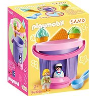 """Playmobil 9406 Sandeimerchen """"Eisdiele"""" - Baukasten"""