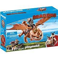 Playmobil 9460 Fischbein und Fleischklops - Baukasten
