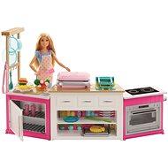 Barbie Traum-Küche - Puppe