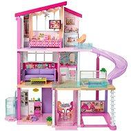 Barbie Dream House mit einer Rutsche - Puppenhaus