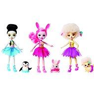 Enchantimals Ballerina mit Haustier 3 St - Puppe