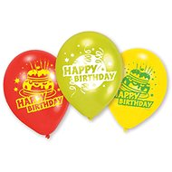 Amscan Happy Birthday Ballons 6 Stück - Ballons
