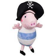 Stoffspielzeug Peppa Pig George Pirat
