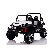 RSX weiß - Elektroauto für Kinder