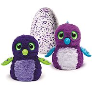 Hatchimals Draggles Lila - Interaktives Spielzeug