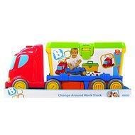 B-Kids Truck mit Werkzeugkasten - Auto