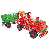 Alexander Malý konstruktér - Farmer Traktor s přívěsem - Baukasten