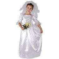 Karnevalskleid - Braut Größe M - Kinderkostüm