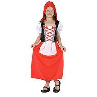 Karneval - Rotkäppchen Größe S - Kinderkostüm