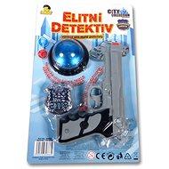 Made Policejní sestava Elitní detektiv - spielen Kit