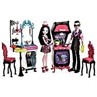 Mattel Monster High Draculaura und Dracula Spielset - Spielset