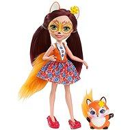 Enchantimals Puppe mit einem Tier Felicity Fox - Puppe