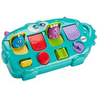 Fisher-Price - Fröhliche Monsterüberraschung - Didaktisches Spielzeug