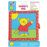 Galt Großes Baby Buch - Teddys Tag - Kinderbuch