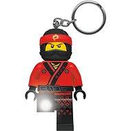 LEGO Ninjago Kai glänzende Figur - Leuchtender Schlüsselring