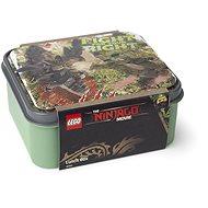 Snack-Box LEGO Ninjago - Army-Grün - Snack-Box