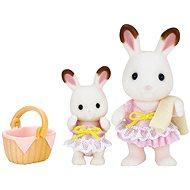 Sylvanian Families 2 Kaninchen im Badeanzug - Figuren