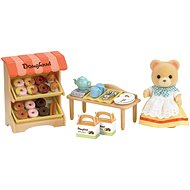 Sylvanian Families Donut Stand