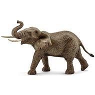 Schleich 14762 Afrikanischer Elefant männlich - Figur