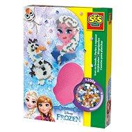 SES Frozen - zažehlovací korálky - Kreativset