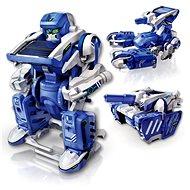 Baukasten Roboter T3 Solar - Elektronischer Baukasten