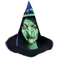 Rappa Klobouk čaroděj/halloween - Kostüm-Accessoires