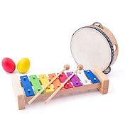 Woody Musikalisches Set B - Musikspielzeug